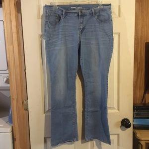 Women's Jeans size 16 Short